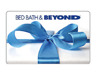 Bed Bath & Beyond Gift Card $25 $50 or $100 - Email delivery