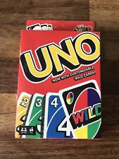 Uno Card Game Brand New
