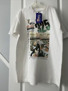 """Vintage Miami Dolphins """"NFL's All-Time Winner"""" Don Shula T-shirt Size Xlarge"""