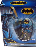 Batman Large 80cm Children's Bop Bag Inflatable Fun Punch Bag