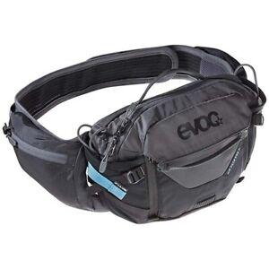 Evoc Hip Pack Pro 3L Black/Carbon Grey without bladder Bag