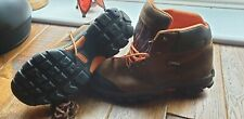 Size 9 Wolverine Harden GORE-TEX Lightweight Leather Safety Boots Steel Toe