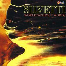 Bebu Silvetti, Silvetti - World Without Words [New CD] Canada - Import