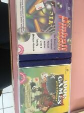 1000 Best Games for Windows & 3D pinball Express   PC CD ROM
