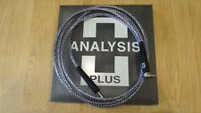 Analysis Plus Pro Oval Studio Guitar Cable, 10 feet