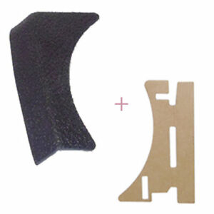 LEFT GRIP RUBBER For Nikon P900 and P900s + DOUBLE STICK TAPE Genuine CameraPart