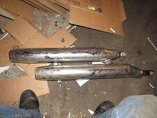 2001 yamaha xv1600 exhaust mufflers pipe