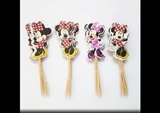 12 Minnie Mouse Cupcake Toppers Picks