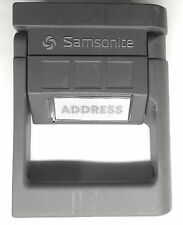 SAMSONITE suitcase CARRIAGE handle OYSTER replacement SPARE part 2317/XX used UK