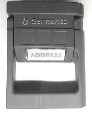 SAMSONITE AT suitcase CARRIAGE handle OYSTER replacement SPARE part 2317/XX used
