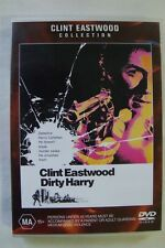 DVD Clint Eastwood Dirty Harry R4