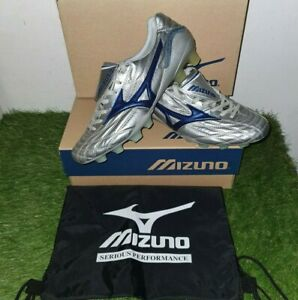BNIB Mizuno Morelia Wave MD Made in Japan Kangaroo Leather Soccer Boots Rivaldo