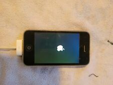 Apple iPhone 3G - 8GB - Black  A1241 (GSM) NEEDS BATTERY TO TEST