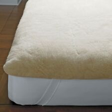 Mattress Pad Wool TWIN Snugfleece Imperial Bed Topper USA Hypo Allergenic