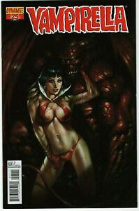 Vampirella #25 (2010 Dynamite) Lucio Parrillo Variant Cover