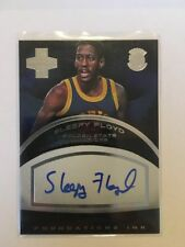 NBA Auto Card Sleepy Floyd Panini Innovation 2013-14 27/199