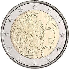 FINLANDIA 2 EURO 2010 - 150 AÑOS DE CULTURA FINLANDESA - SIN CIRCULAR