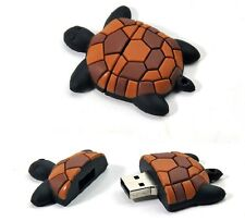 Best student gift cartoon 8GB tortoise usb 2.0 memory flash stick pen thumbdrive
