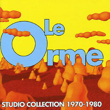 Studio Collection 1970-1980 by Le Orme (CD, Apr-2005, Universal)
