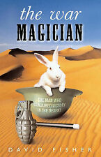 The War Magician: The True Story of Jasper Maskelyne, By David Fisher,in Used bu