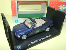 BMW SERIE 3 Cabriolet Bleu Violacé CARARAMA