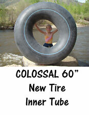 COLOSSAL HUGE Inner Tubes Rafting Tubes, River Tubes, Snow Tubes, Sledding Tubes
