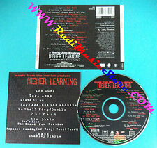 CD Higher Learning(Music From The Motion Picture) EPC 478351 2 EUROPE 1994(OST1)