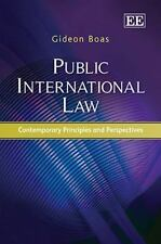Public International Law: Contemporary Principles and Perspectives, , Gideon Boa