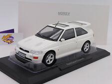 """Norev 182776 # FORD Escort Cosworth Street Baujahr 1992 in """" weiß """" 1:18 NEUHEIT"""