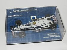1/43 Compaq Williams BMW FW22  GP Brazil 2000    R.Schumacher
