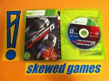 Need For Speed Hot Pursuit Limited Edition - NFS - XBox 360 Microsoft COMPLETE