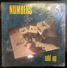 Numbers Add Up LP New and Sealed