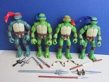 TMNT 2006 Movie Set Action Figure Teenage Mutant Ninja Turtle Leo RAPH DON B61