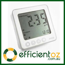 Digital Wireless Power Electricity Monitor Efergy E2! - Premium