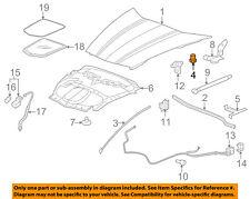 GM OEM-Hood Rubber Bumper Cushion 24416137