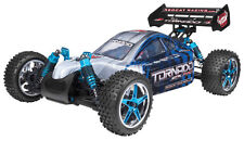 REDCAT Tornado EPX PRO 1/10 Scale Brushless Electric RC Buggy - BLUE/SILVER