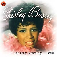 Shirley Bassey - The Early Recordings [CD]