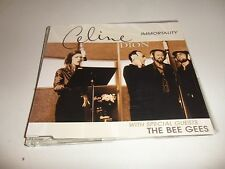 CD  Celine Dion  With Special Guests  The Bee Gees*  – Immortality