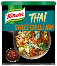 (1000g=24,99€) Knorr Thai Sweet Chilli Jam 920g für 46 Portionen süße Chilipaste