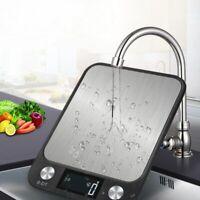 Affichage LCD 10 kg/1g multi-fonction numérique alimentaire Balance de cuisine