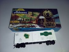 Athearn 40' HO Box Car roll call of the states Wisconsin #1849 rare