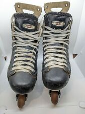Mission Proto V 5.3 E4 Inline Hockey Skates / Roller Blades Size 8 - FAST SHIP!