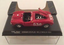 TOP MODEL 1:43 Ferrari 375 Plus MM #538 1954