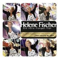 HELENE FISCHER - DIE HÖLLE MORGEN FRÜH  CD SINGLE NEU