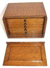 Vintage Bovine & Bamboo Mah Jong / Mahjong Set with Carrying Case 148 tile