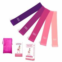 Elastic Resistance Band Fitness Training Loops Crossfit Rubber Bands Pilates Gym