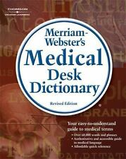 Merriam-Webster's Medical Desk Dictionary, Revised Edition (Math and Writing for