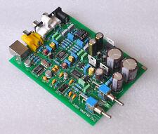 Full Assembled WM8740+DIR9001 DAC Board finished Decoder Board sound perfect