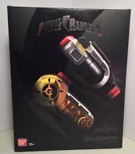 Legado De Power Rangers Zeo zeonizer Morpher Set-Brand New Reino Unido Stock En Mano