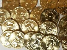 20 Coins 2010 D Franklin Pierce Presidential Dollar BU Uncirculated Denver Mint!